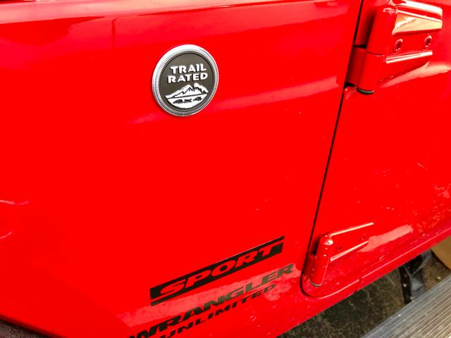 2017 Jeep Wrangler Unlimited Sport Tampa, Florida 9