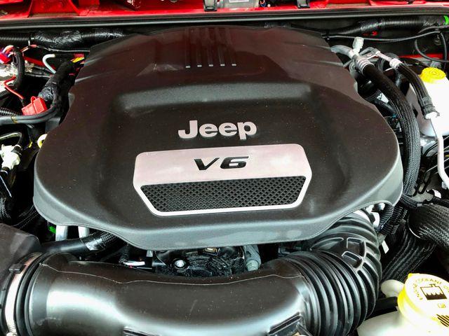 2017 Jeep Wrangler Unlimited Sport Tampa, Florida 11