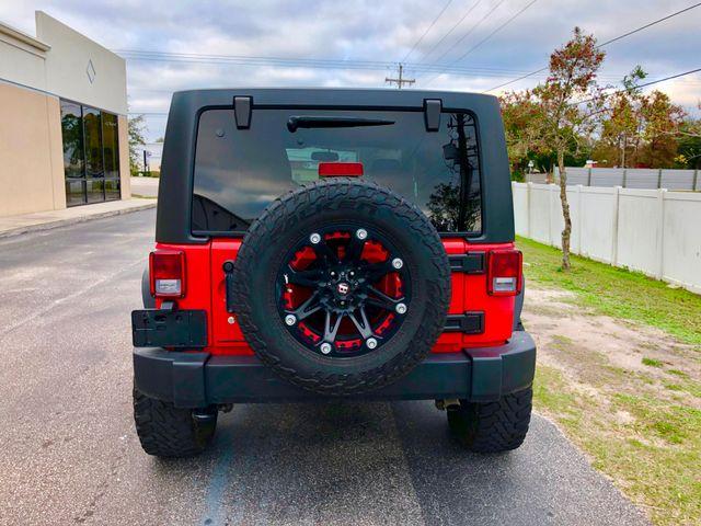 2017 Jeep Wrangler Unlimited Sport Tampa, Florida 5