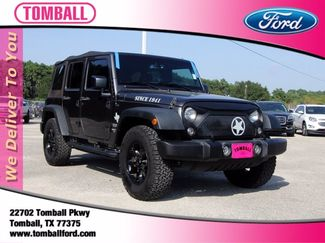 2017 Jeep Wrangler Unlimited Sport in Tomball, TX 77375