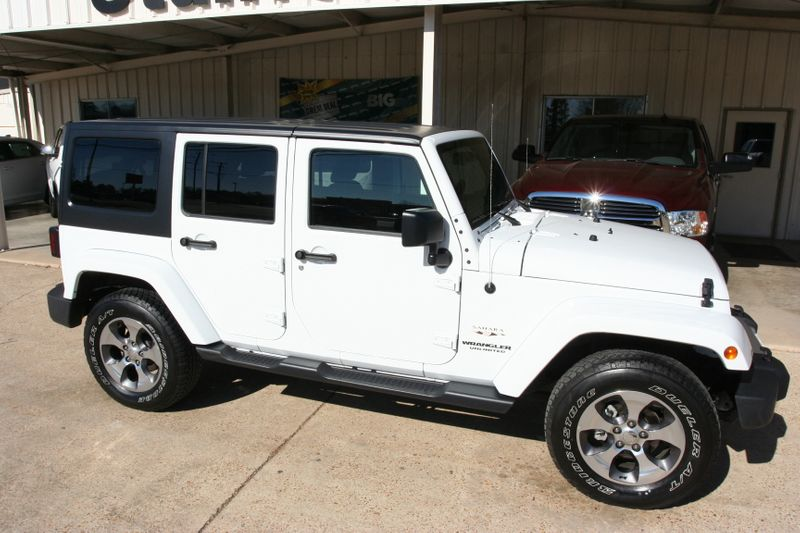 2017 Jeep Wrangler Unlimited Sahara in Vernon Alabama