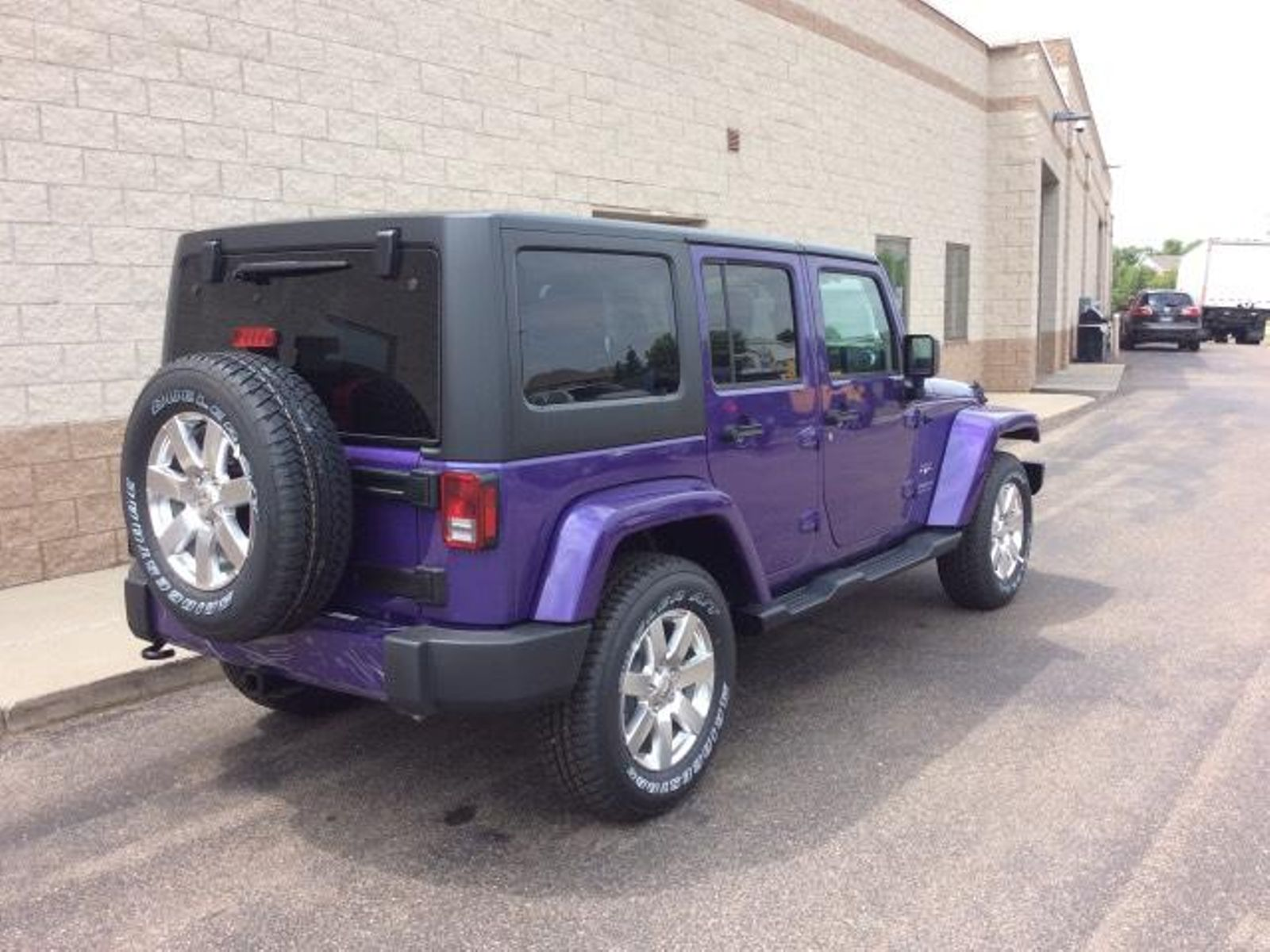 2017 Jeep Wrangler Unlimited Sahara Jk Running Boards In Victoria Mn
