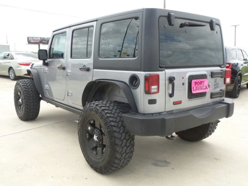 2017 Jeep Wrangler Unlimited Sport   Texas  Victoria Certified  in , Texas
