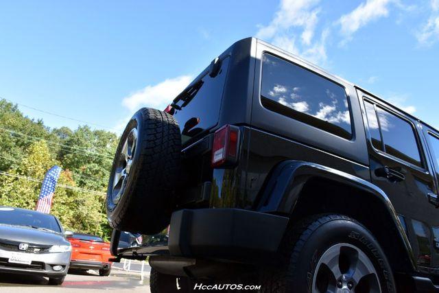 2017 Jeep Wrangler Unlimited Sahara Waterbury, Connecticut 10