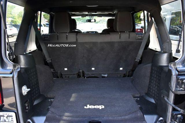 2017 Jeep Wrangler Unlimited Sahara Waterbury, Connecticut 13