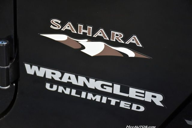 2017 Jeep Wrangler Unlimited Sahara Waterbury, Connecticut 2