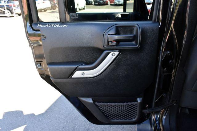 2017 Jeep Wrangler Unlimited Sahara Waterbury, Connecticut 23