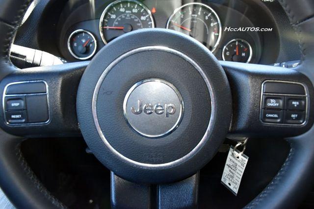 2017 Jeep Wrangler Unlimited Sahara Waterbury, Connecticut 25