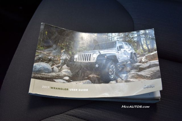 2017 Jeep Wrangler Unlimited Sahara Waterbury, Connecticut 33