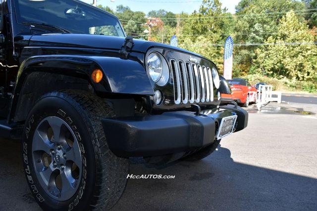 2017 Jeep Wrangler Unlimited Sahara Waterbury, Connecticut 9