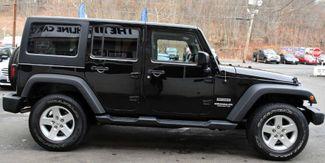 2017 Jeep Wrangler Unlimited Sport Waterbury, Connecticut 6