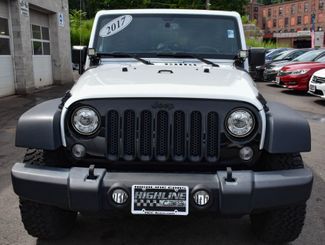 2017 Jeep Wrangler Unlimited Willys Wheeler Waterbury, Connecticut 8