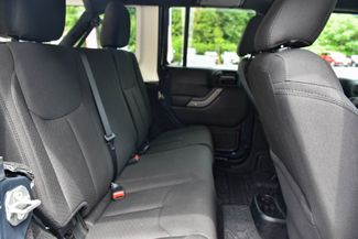 2017 Jeep Wrangler Unlimited Sport Waterbury, Connecticut 13