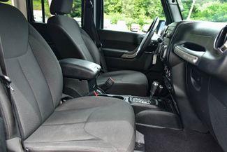 2017 Jeep Wrangler Unlimited Sport Waterbury, Connecticut 14