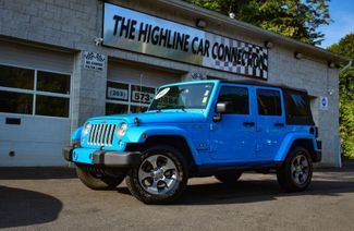 2017 Jeep Wrangler Unlimited Sahara Waterbury, Connecticut 24
