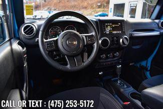 2017 Jeep Wrangler Unlimited Sahara Waterbury, Connecticut 12
