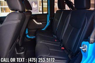 2017 Jeep Wrangler Unlimited Sahara Waterbury, Connecticut 14