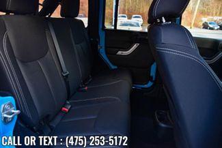 2017 Jeep Wrangler Unlimited Sahara Waterbury, Connecticut 15
