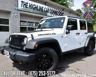 2017 Jeep Wrangler Unlimited Big Bear Waterbury, Connecticut