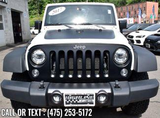 2017 Jeep Wrangler Unlimited Big Bear Waterbury, Connecticut 6