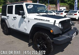 2017 Jeep Wrangler Unlimited Big Bear Waterbury, Connecticut 8