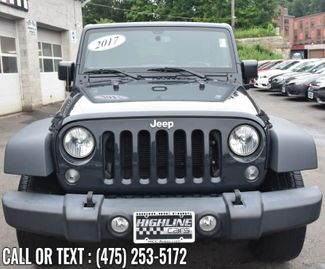 2017 Jeep Wrangler Unlimited Sport Waterbury, Connecticut 5