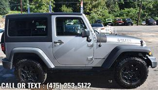2017 Jeep Wrangler Willys Wheeler Waterbury, Connecticut 5