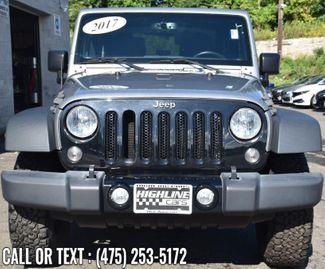 2017 Jeep Wrangler Willys Wheeler Waterbury, Connecticut 7