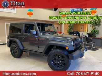 2017 Jeep Wrangler Willys Wheeler in Worth, IL 60482