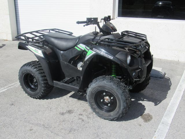 2017 Kawasaki Brute Force® 300 in Dania Beach Florida, 33004