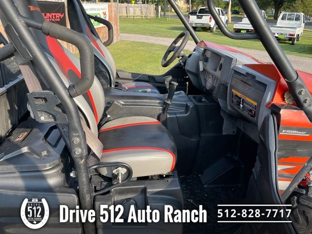 2017 Kawasaki Krf800 Teryx UTV in Austin, TX 78745