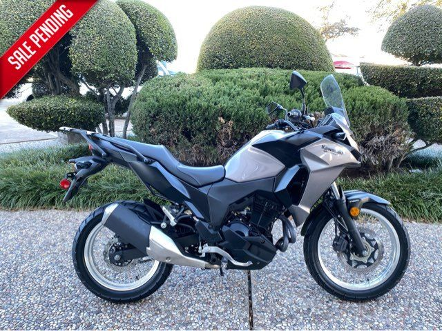 2017 Kawasaki Versys-X 300 ABS LE300CH