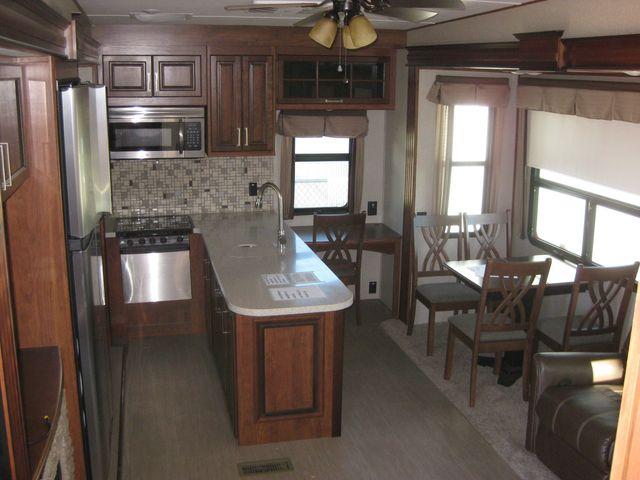 2017 Keystone Avalanche 330GR Odessa, Texas 19