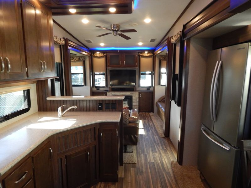 2017 Keystone Montana High Country 379RD  in Charleston, SC