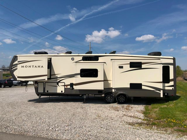 2017 Keystone Montana 3950BR Montana Legacy Edition