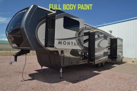 2017 Keystone MONTANA LEGACY 3730FL  in Pueblo West, Colorado
