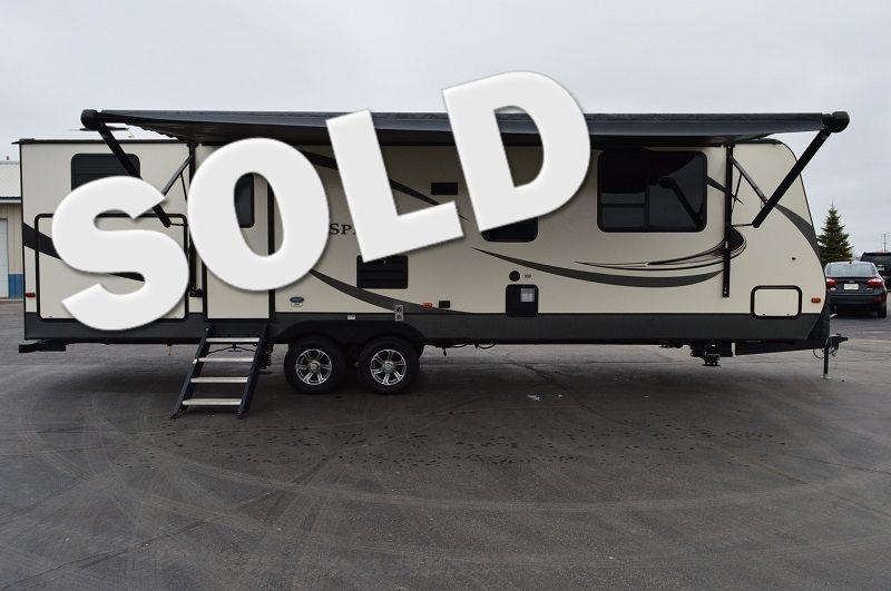 2017 Keystone Sprinter Campfire Edition M-29 BH in Alexandria Minnesota