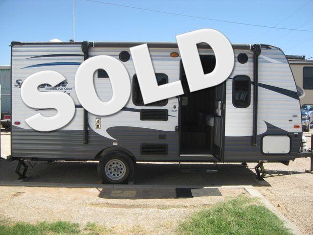 2017 Keystone Summerland 1800 Odessa, Texas