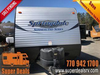 2017 Keystone Summerland 2600TB in Temple, GA 30179