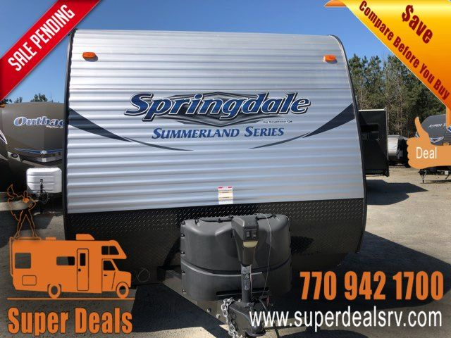 2017 Keystone Summerland 2600TB in Temple, GA 30179