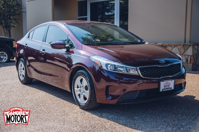 2017 Kia Forte LX in Arlington, Texas 76013