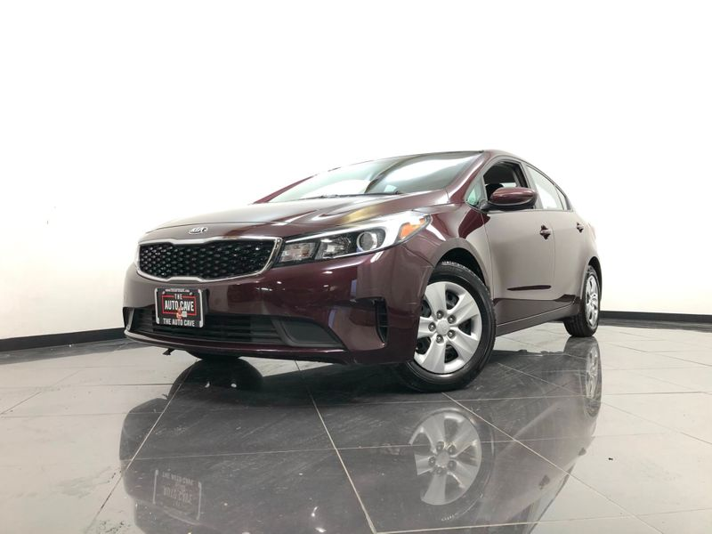2017 Kia Forte *2017 43K Miles*Get APPROVED In Minutes!* | The Auto Cave in Dallas