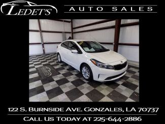 2017 Kia Forte S - Ledet's Auto Sales Gonzales_state_zip in Gonzales