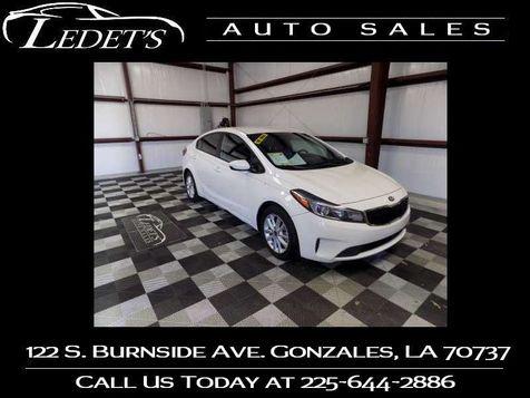 2017 Kia Forte S - Ledet's Auto Sales Gonzales_state_zip in Gonzales, Louisiana