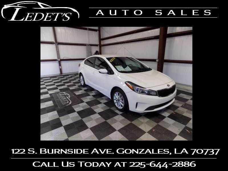 2017 Kia Forte S - Ledet's Auto Sales Gonzales_state_zip in Gonzales Louisiana