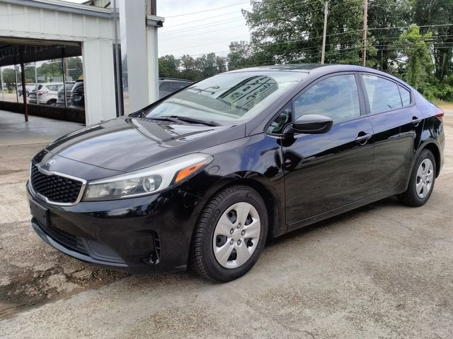 2017 Kia Forte LX Houston, Mississippi 1