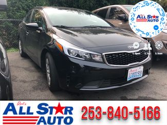 2017 Kia Forte LX in Puyallup Washington, 98371