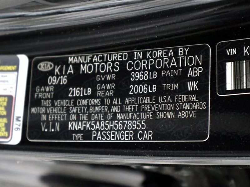 2017 Kia Forte5 LX  city Ohio  North Coast Auto Mall of Cleveland  in Cleveland, Ohio