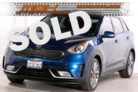 2017 Kia Niro Touring - Nav - Leather - Warranty  in Los Angeles