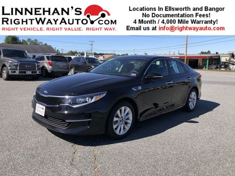 2017 Kia Optima LX in Bangor